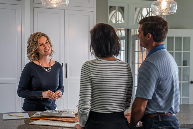 Interior Design Consultation - Harris Home Renovation and Design services in Anderson, SC